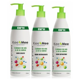 KEE MEE keratin-straight kit  150ML