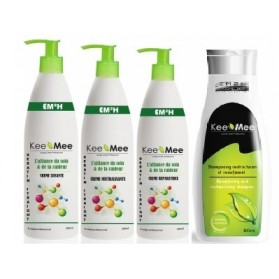 KEE MEE Keratin straight kit 500ML