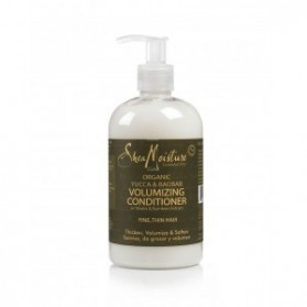 Shea moisture yucca et baobab conditionneur volumateur 237ml