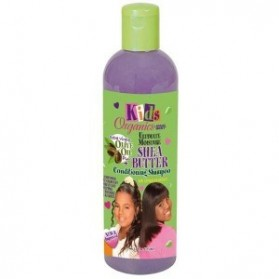 Organics kids ultimate moisture shea butter conditionning shampoo 240ml