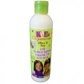 Organics kids olive et soy oil moisturizing growth lotion 240ml