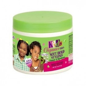 Organics kids soft hold styling pommade & hairdress