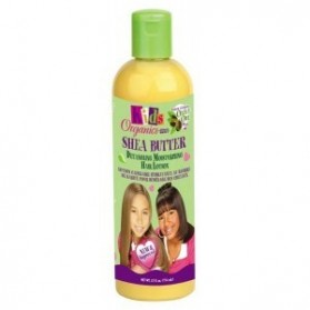 Organics kids shea butter detangling moisturizing lotion 240ml
