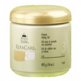 Keracare protein styling gel 455g