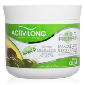 Activilong Acti Repair Masque soin réparateur Olive & Avocat 200ml