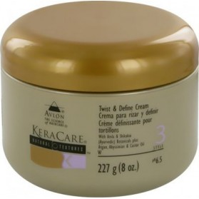 Keracare natural textures twist et define cream 227g