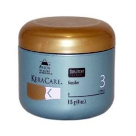 Keracare dry & itchy scalp glossifier laque cuir chevelu sec et irrité 115g