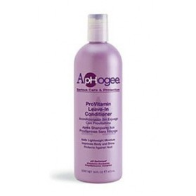 Aphogee pro-vitamine conditionneur sans rinçage 473ml