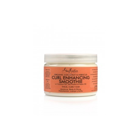 Shea moisture coconut hibiscus curl enhancing smoothie 340g