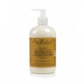 Shea moisture beurre de karité restorative conditionneur 384ml